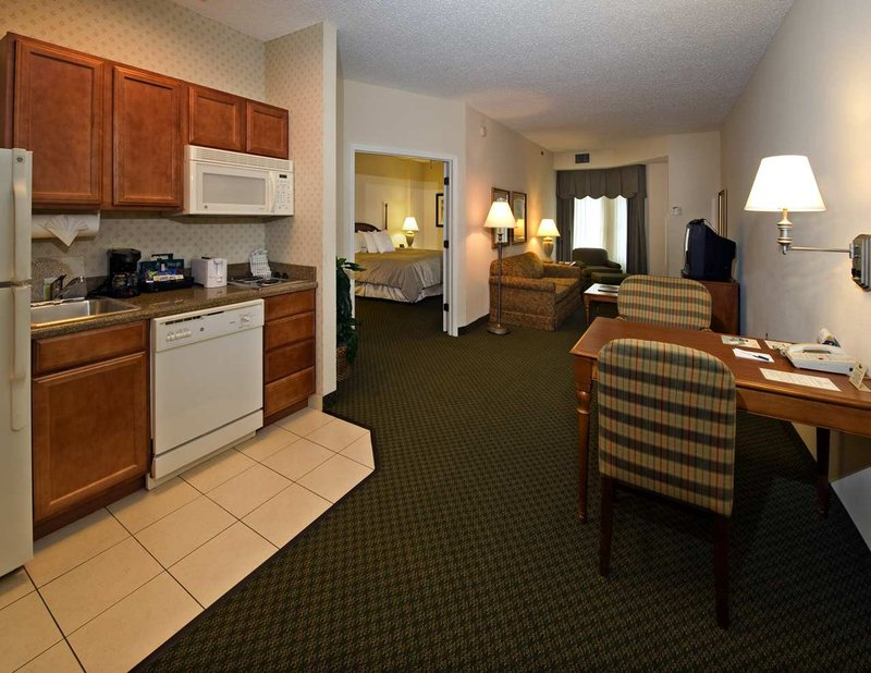Homewood Suites by Hilton New Orleans, LA Vista do quarto