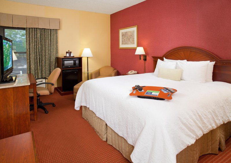 Hampton Inn Philadelphia/MT. Laurel 客房视图