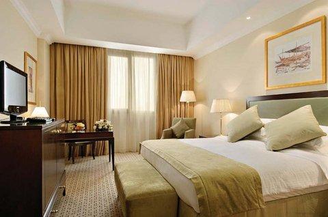 فندق ميلينيوم الدوحة - Deluxe Room Kg Size Bed