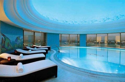 فندق ميلينيوم الدوحة - Spa Indoor Pool
