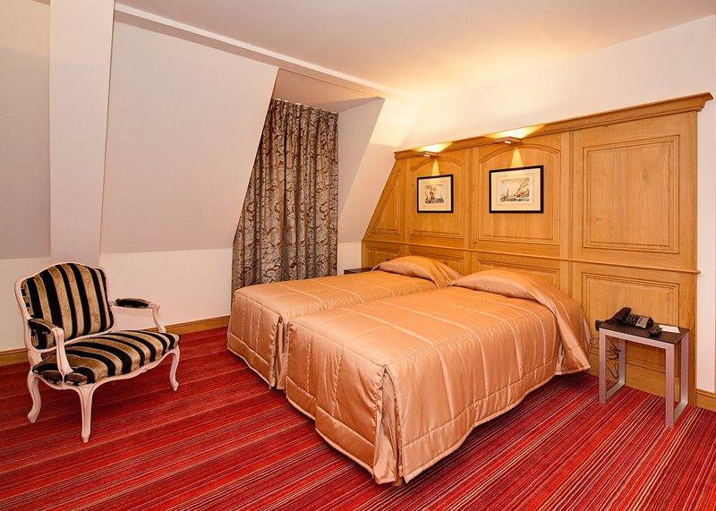 Hotel de Bourgtheroulde, Autograph Collection Odanın görünümü