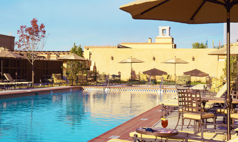Hotel Albuquerque at Old Town - Olympic Sized Seasonal Pool