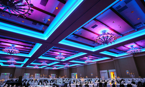 Hotel Albuquerque at Old Town - State of the Art Lighting