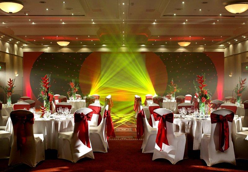 Marriott Bristol City Centre BallRoom