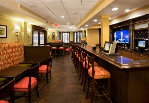 Fairfield Inn & Suites Chicago Lombard - The Lounge