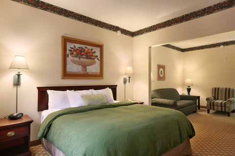 Country Inn and Suites Columbus Airport East - King Bed Guest Room