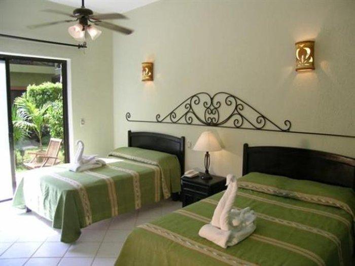 Hotel Aventura Mexicana Zimmeransicht