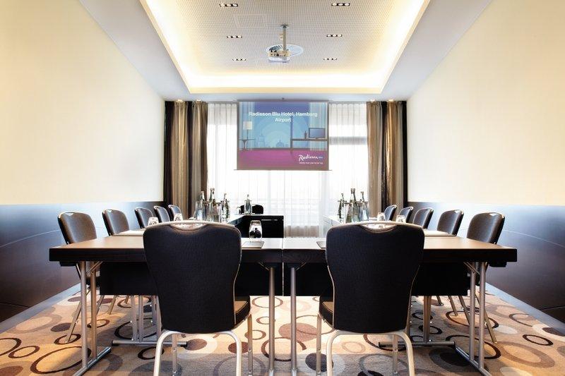 Radisson Blu Hotel Hamburg Airport Toplantı salonu