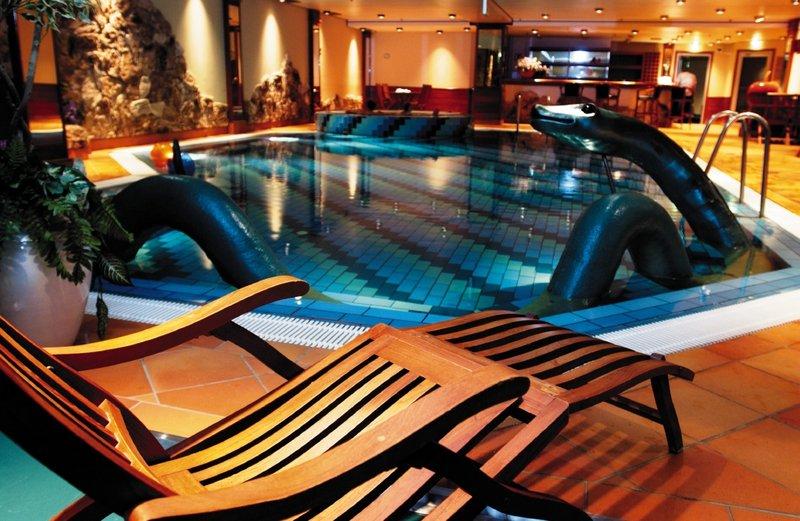 Radisson Blu Royal Hotel Stavanger Vista della piscina