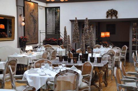 มานอส พรีเมียร์โฮเต็ล - Restaurant
