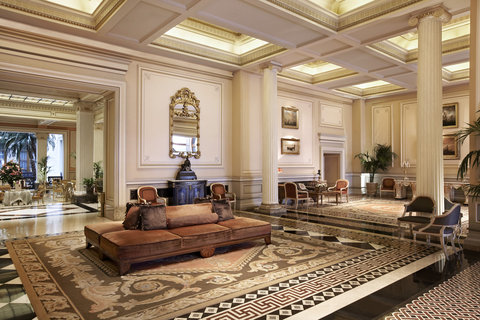 Hotel Grande Bretagne, a Luxury Collection Hotel, Athens - Lobby
