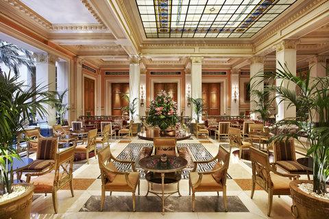 Hotel Grande Bretagne, a Luxury Collection Hotel, Athens - Winter Garden