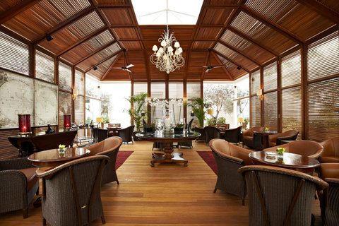 Hotel Grande Bretagne, a Luxury Collection Hotel, Athens - Alexander SCigar Lounge