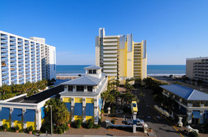 Sea Crest Ocean Front Resort Myrtle Beach