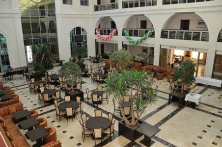 Atrium Hotel - Exterior