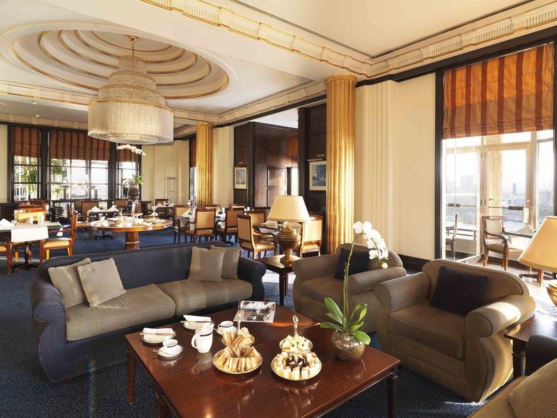 Radisson Blu Hotel, Dubai Deira Creek Бар/гостиная