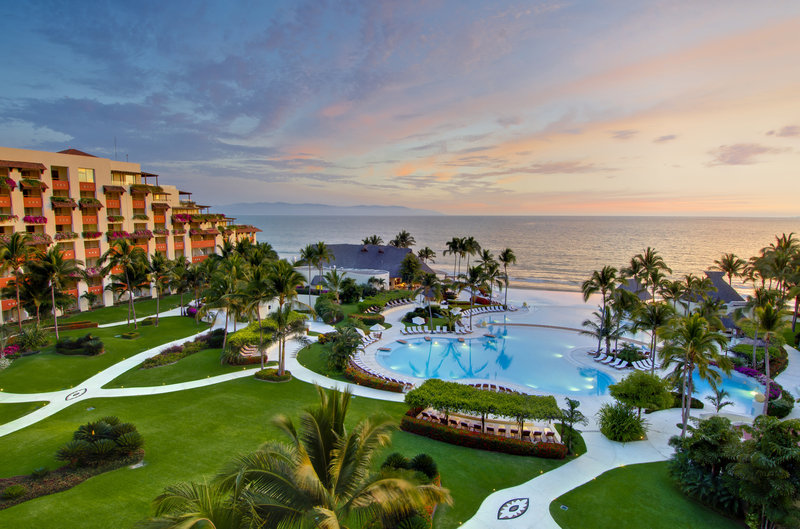 Grand Velas Riviera Nayarit, Jun 30, 2014 7 Nights