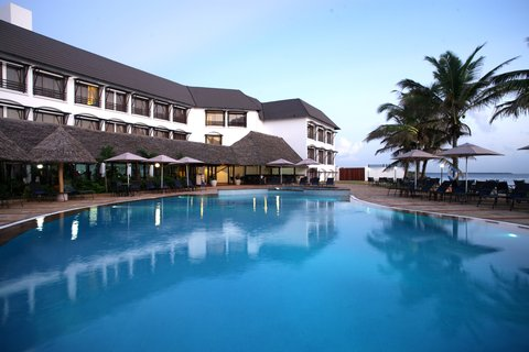 Sea Cliff Hotel - Outdoor Swimming Pool