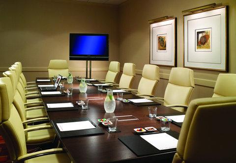 Atlanta Marriott Century Center/Emory Area - Boardroom