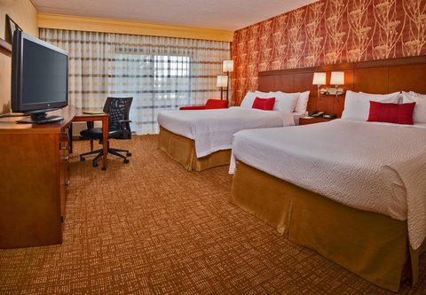 Courtyard Annapolis - Double Double Guest Room