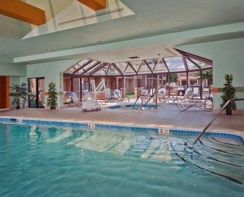 Courtyard Annapolis - Indoor Pool   Whirlpool