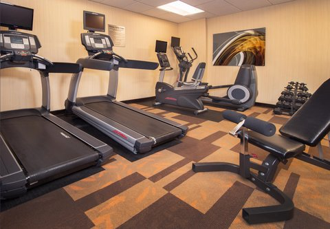 Courtyard Annapolis - Fitness Center