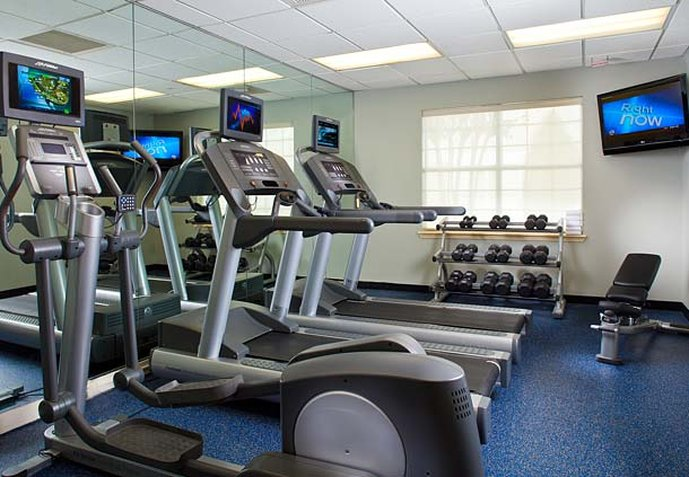 Residence Inn New Orleans Metairie Fitness Club
