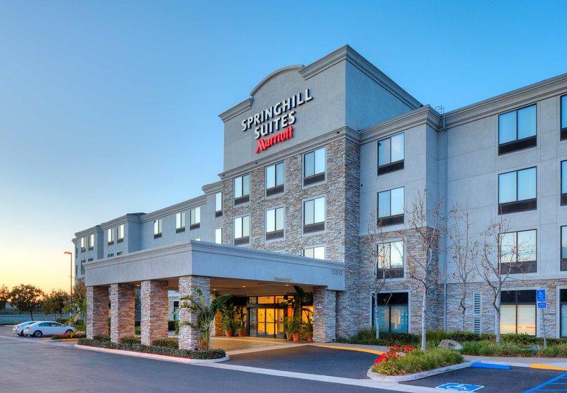 SpringHill Suites San Diego Rancho Bernardo/Scripp Vista exterior