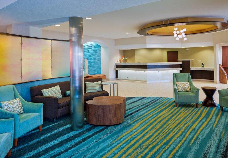 SpringHill Suites San Diego Rancho Bernardo/Scripp Lobby