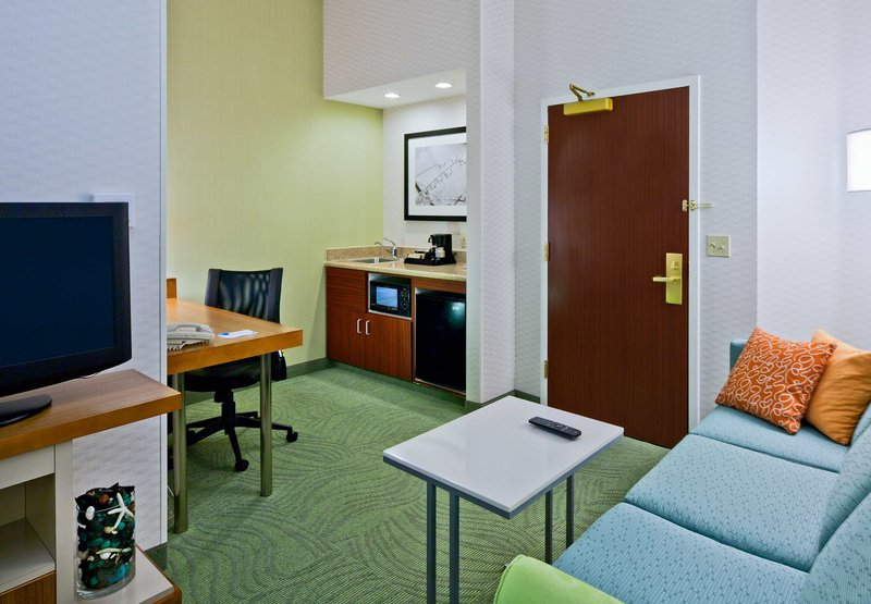 SpringHill Suites San Diego Rancho Bernardo/Scripp Vista do quarto