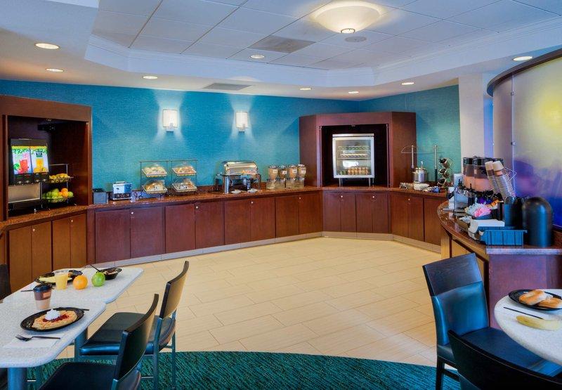 SpringHill Suites San Diego Rancho Bernardo/Scripp Gastronomia