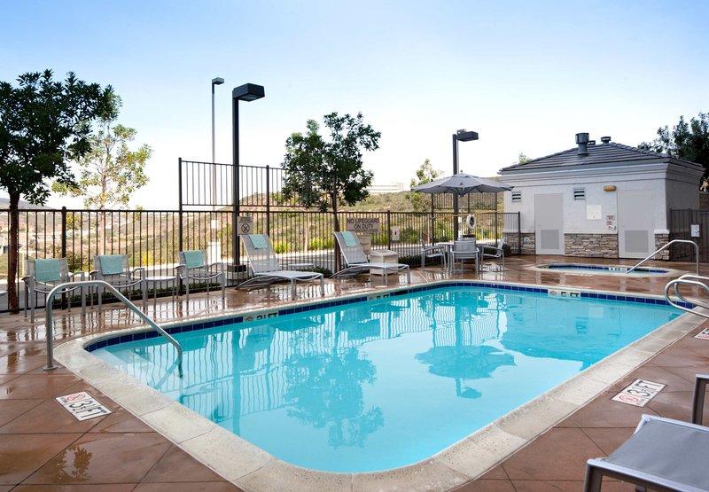 SpringHill Suites San Diego Rancho Bernardo/Scripp Clube de fitness