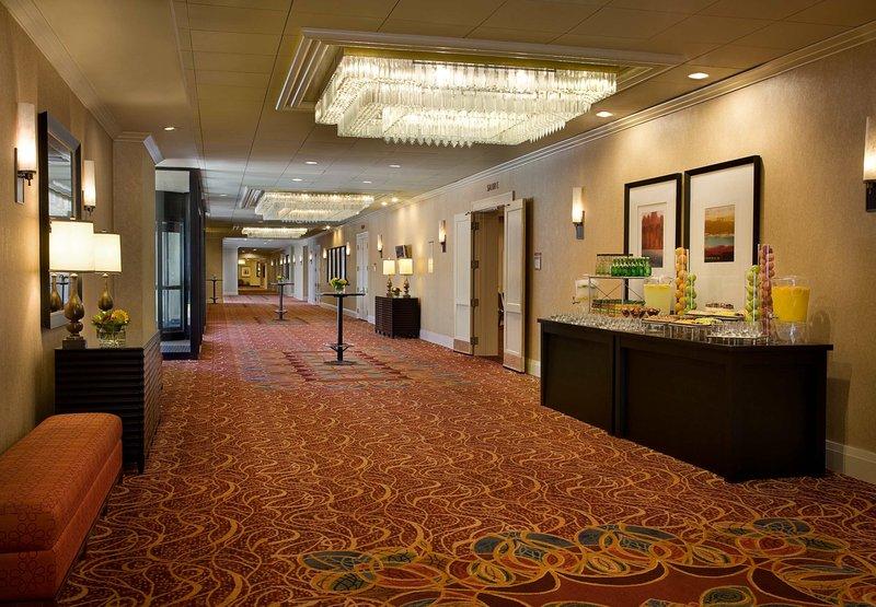 Toronto Marriott Airport Sala convegni