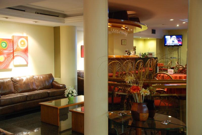 Holiday Inn Montevideo Вестибюль