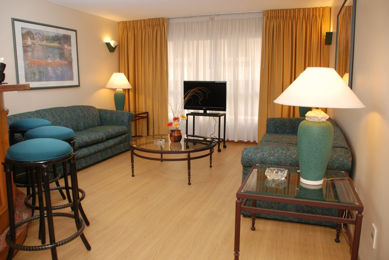 Holiday Inn Montevideo Люкс