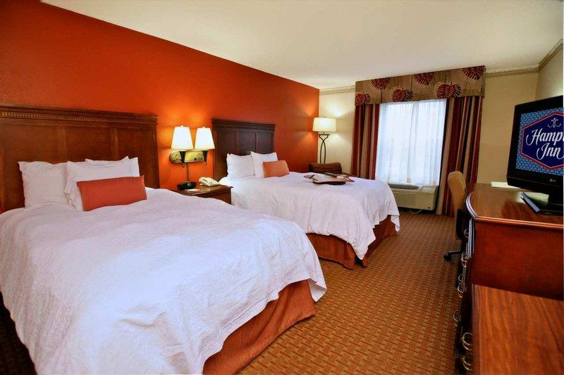 Hampton Inn & Suites Memphis-Wolfchase Galleria Odanın görünümü
