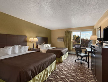 Days Inn Bismarck - Standard Two Double Bed Room