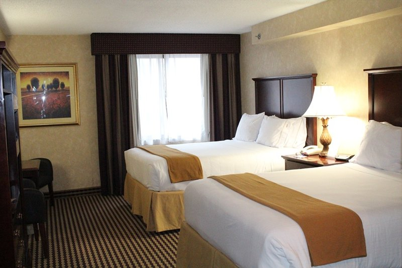 Holiday Inn Express  PARAMUS Zimmeransicht