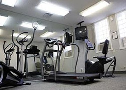 Clarion Hotel & Suites Selby Fitness