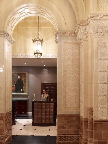 ذا غروفنور - The Grosvenor Reception Archway