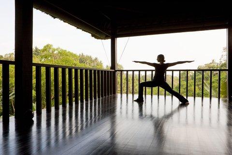 Uma Ubud - Yoga Pavilion