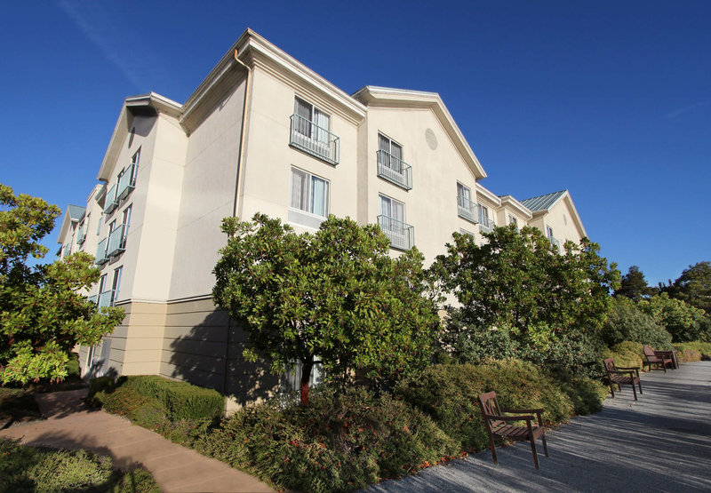 TownePlace Suites Redwood City Redwood Shores Vue extérieure