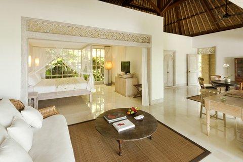 Uma Ubud - Uma Pool Villa Interior