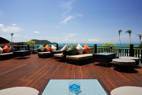 Radisson Blu Plaza Resort Phuket Panwa Beach - Lounge