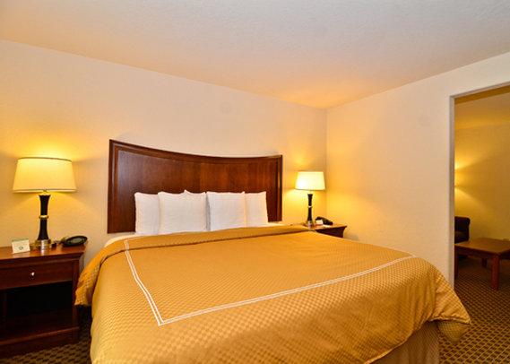 Comfort Suites - Huntsville, TX