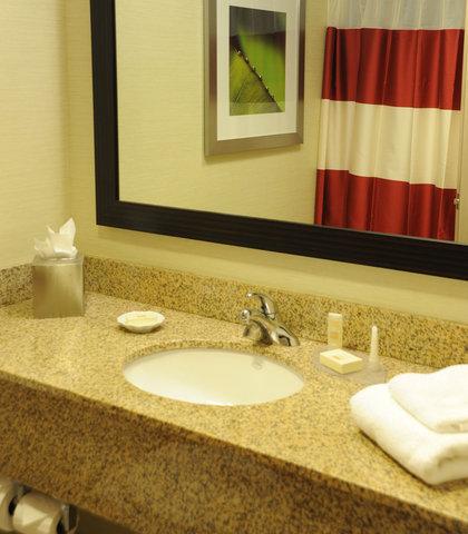 Courtyard Albany Thruway - Guest Bathroom