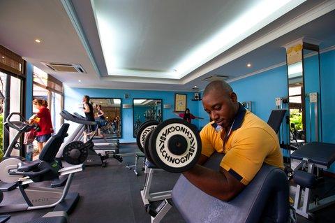 Sea Cliff Hotel - Fitness Centre