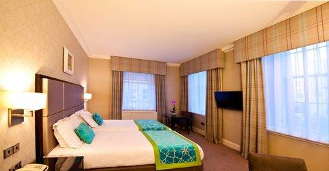 Edinburgh City Hotel - Twin Room