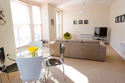 Rasmus Luxury Apartments - Living Area