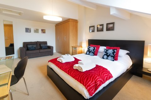 Rasmus Luxury Apartments - Bedroom
